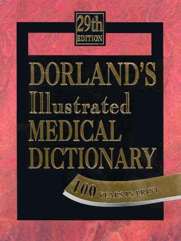Dorland's Illustrated Medical Dictionary (Standard Version)