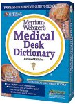 Merriam Webster Medical Desk Dictionary